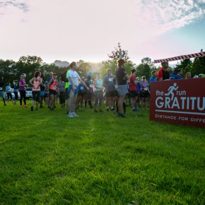 The Gratitude Run (archived)
