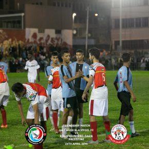 SRBP FC vs Khanyounis FC (Gaza) (archived)